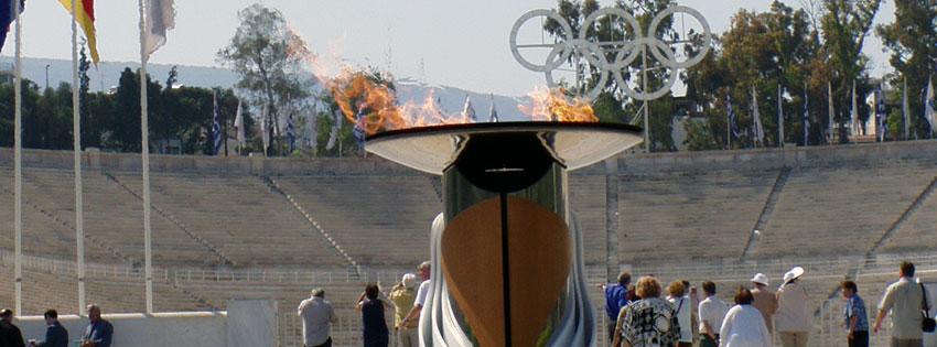 Facebook Borítóképek/Sport: Nyári Facebook borítókép a 2004-es athéni olimpiai lánggal - karácsonyi - borítóképek - háttérképek - számítógépre - letöltése - facebook - ingyen - idézettel
