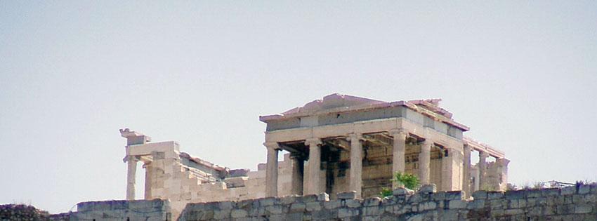 Facebook Borítóképek/Országok/Görögország: Nyári borítókép Facebookra az athéni Akropolisszal - idézettel - karácsonyi - háttérképek - számítógépre - facebook - borítóképek - letöltése - ingyen