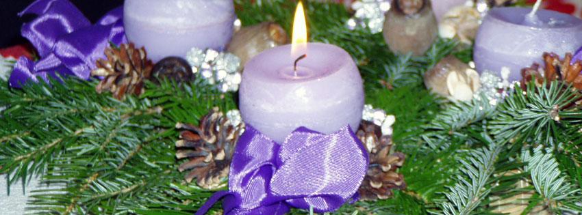Facebook Borítóképek/Vallás/Advent: Facebook borítókép Advent első hetére - karácsonyi - számítógépre - letöltése - facebook - borítóképek - háttérképek - ingyen - idézettel