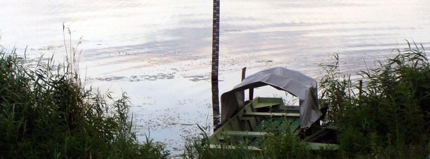 Facebook Borítóképek/Közlekedés: Nyári Facebook borítókép egy csónakról Kiskörén, a Tisza-tó partján - számítógépre - facebook - ingyen - háttérképek - borítóképek - letöltése - karácsonyi - idézettel