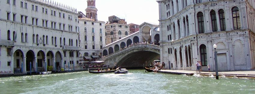 Facebook Borítóképek/Országok/Olaszország: Nyári borítókép Facebookra a sóhajok hídjáról gondolával és hajókkal Velencében - számítógépre - háttérképek - letöltése - facebook - karácsonyi - borítóképek - idézettel - ingyen