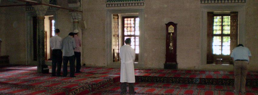 Facebook Borítóképek/Vallás/Templomok Facebook borító az edirnei Szelim-mecset belsejének egy részletével - borítóképek - karácsonyi - háttérképek - facebook - idézettel - letöltése - ingyen - számítógépre