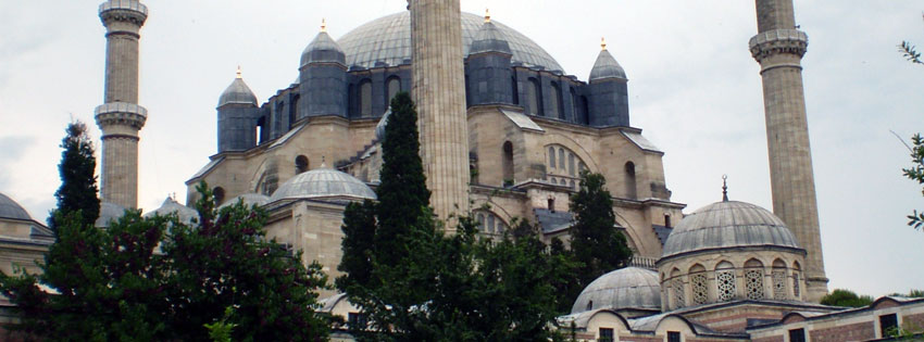 Facebook Borítóképek/Vallás/Templomok Nyári borítókép Facebook idővonalra az edirnei Szelim mecsetről - számítógépre - letöltése - ingyen - karácsonyi - idézettel - háttérképek - facebook - borítóképek