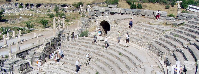 Facebook Borítóképek/Természet/Fa: Nyári Facebook boritó az Epheszosz-i (Efézus) Odeon egy részletével - háttérképek - számítógépre - karácsonyi - borítóképek - idézettel - ingyen - letöltése - facebook