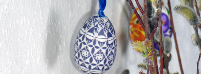 Facebook Borítóképek/Ünnepek/Húsvét Facebookra való húsvéti borítókép  hímes tojásokkal és barkával - ingyen - idézettel - borítóképek - háttérképek - számítógépre - facebook - letöltése - karácsonyi