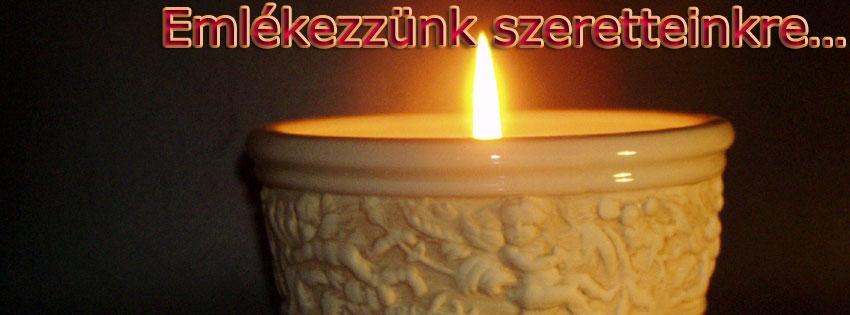Facebook Borítóképek/Ünnepek/Halottak napja: Facebook borítókép