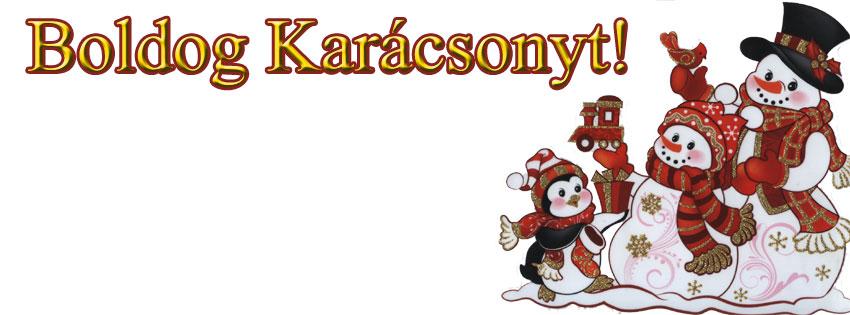 Facebook Borítóképek/Egyéb: Karácsonyi borítókép Facebookra hóemberekkel