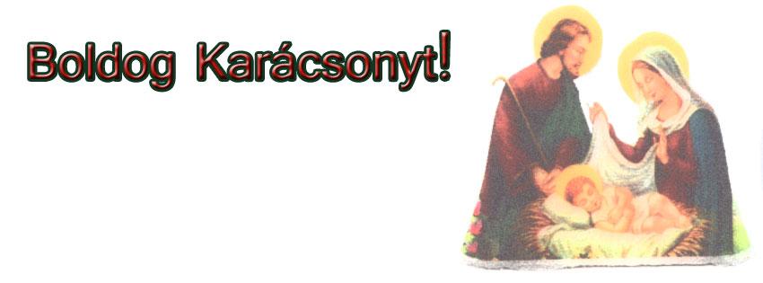 Facebook Borítóképek/Emberek/Hírességek Karácsonyi Facebook borítókép a Szent Családdal